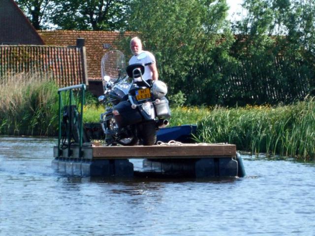 Pontje - vervoer over water